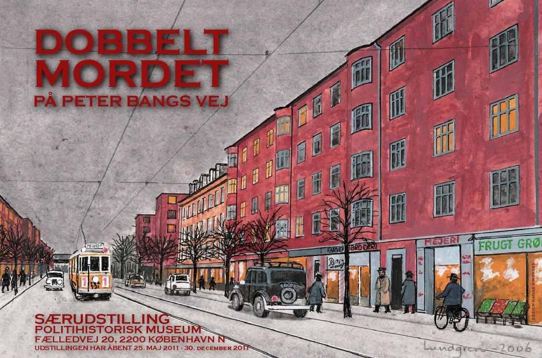 Carl Holten - English House - Dobbeltmordet - Dines Bogø